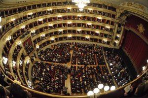 Три тенора театра Ла Скала с концертом «Легендарные арии» в ММДМ