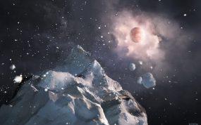 Выставка «Ледяной космос»