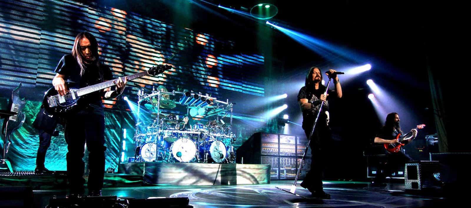 Концерт Dream Theater (Dream Fest)