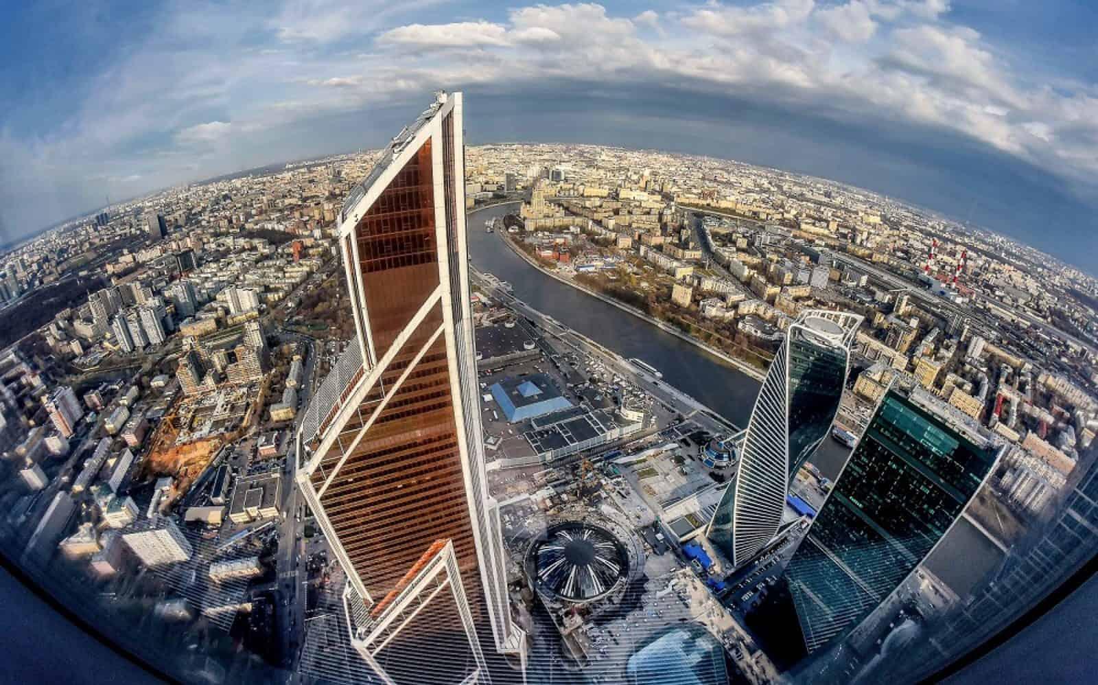 panorama360 москва-сити башня федерация