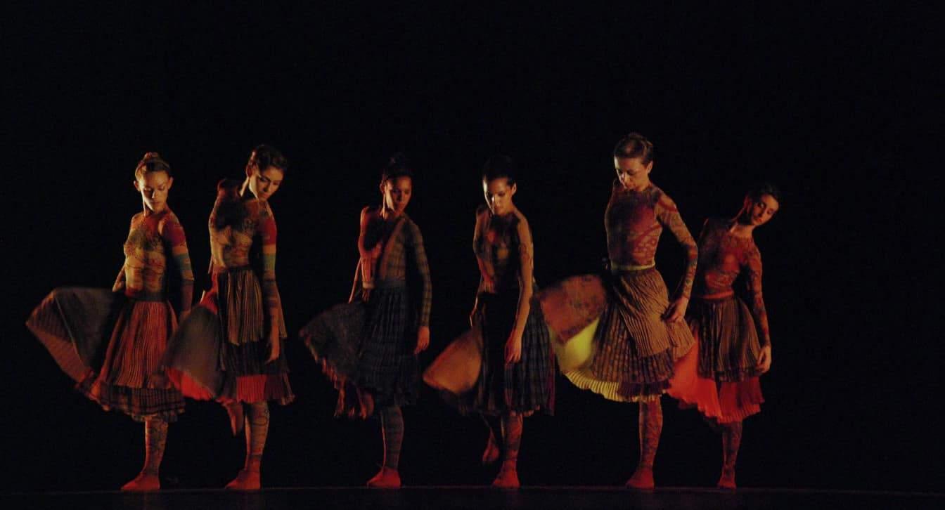 Фестиваль современного танца «Проба №» в Москве