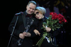 Бал «Хрустальная Турандот» в честь Инны Чуриковой в театре Вахтангова
