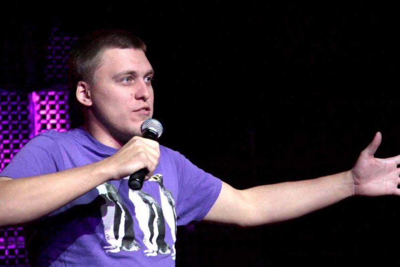 Концерт Александра Незлобина