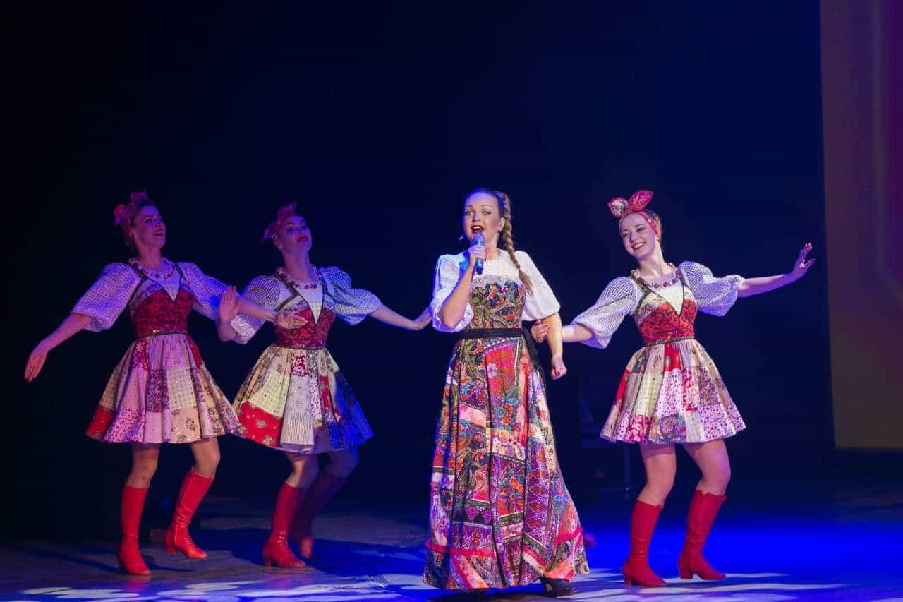 Концерт Марины Девятовой «20 лет вместе с Вами» в Кремле