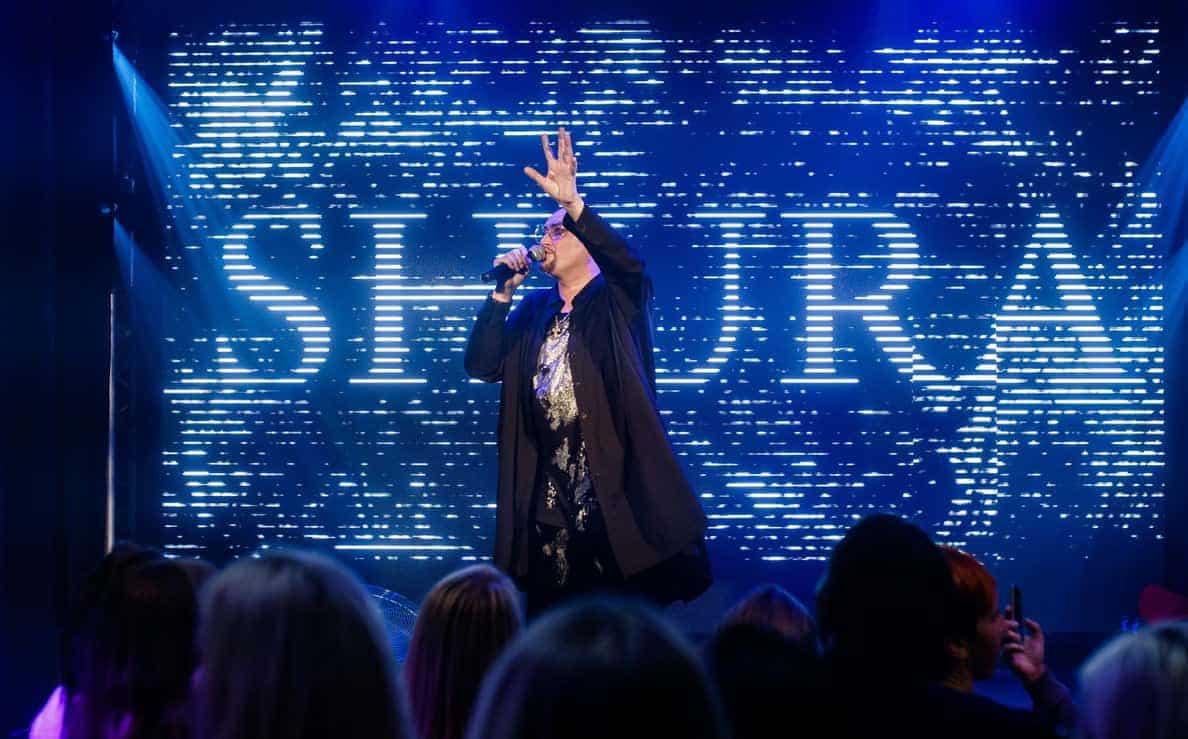 Концерт Шуры в Москве 25 января 2019