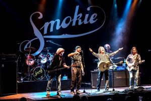 Концерт «Smokie» в Москве