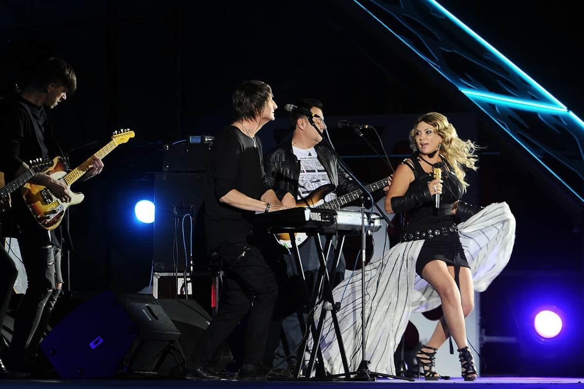 Концерт группы «Город 312» в Москве