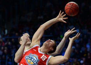 Матч всех звёзд баскетбол в Москве