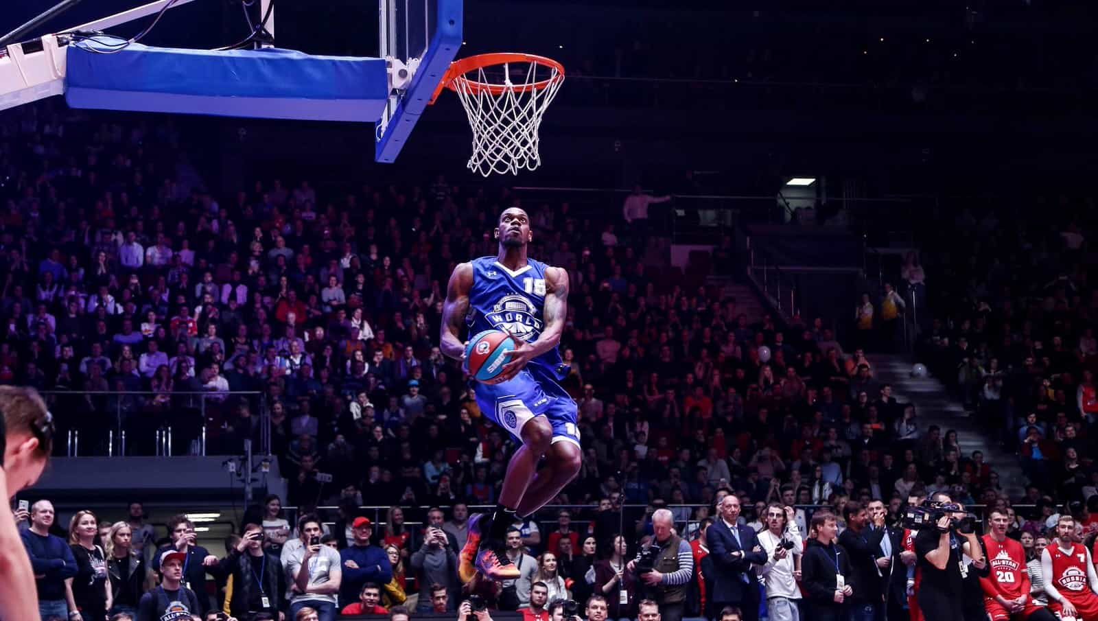 Матч всех звёзд баскетбол 2019 в ВТБ Арена