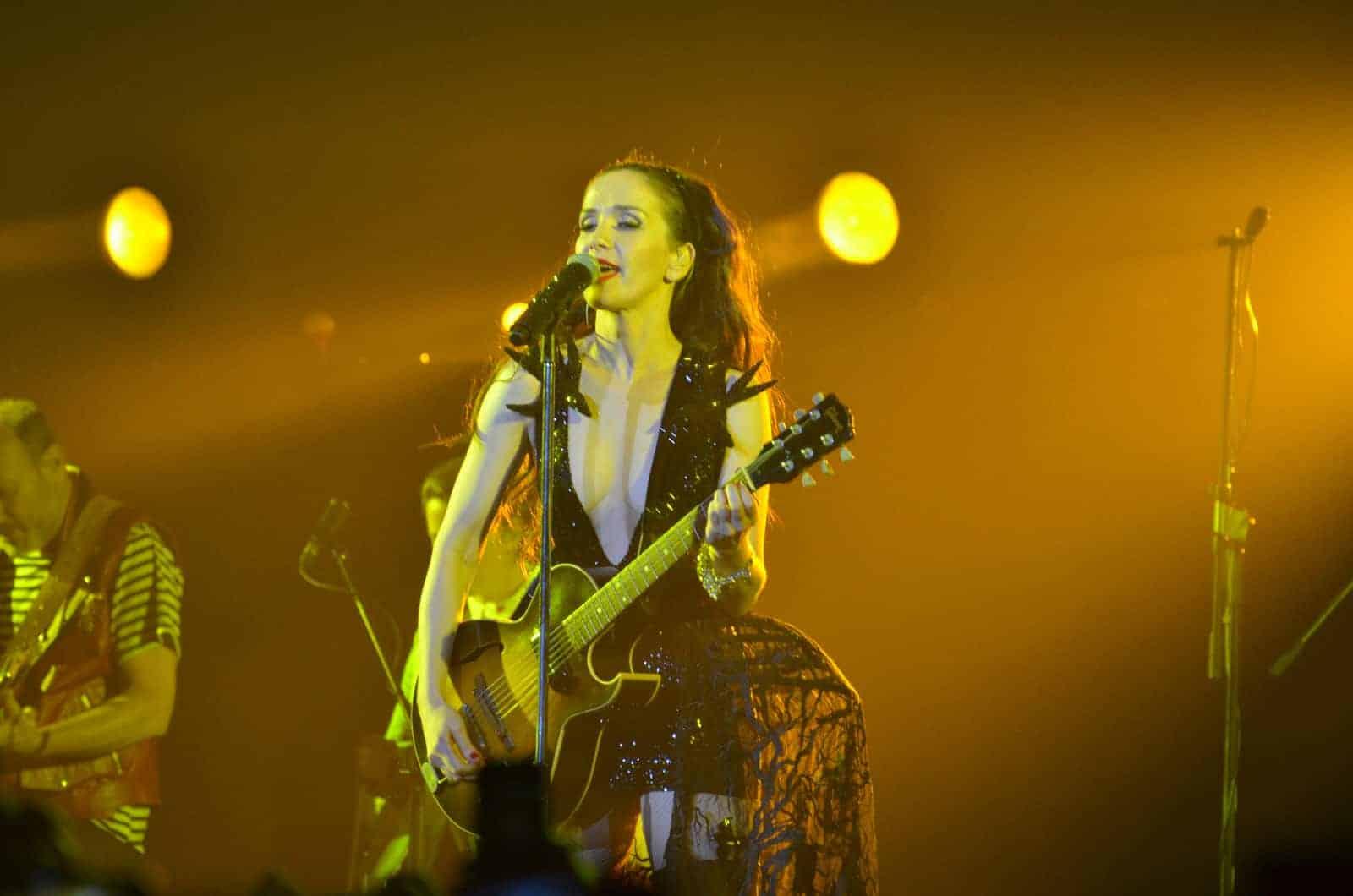 Концерт Наталии Орейро в Москве в крокус сити холле