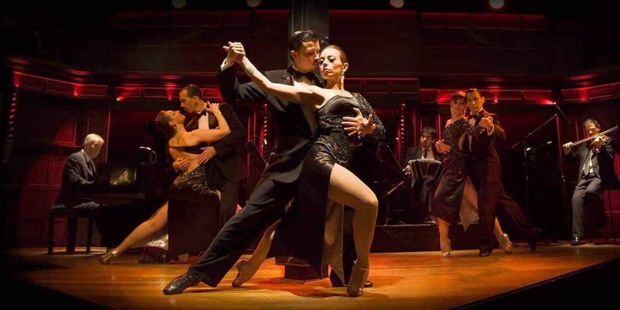 Шоу «Tango De Buenos Aires» в Доме Музыки