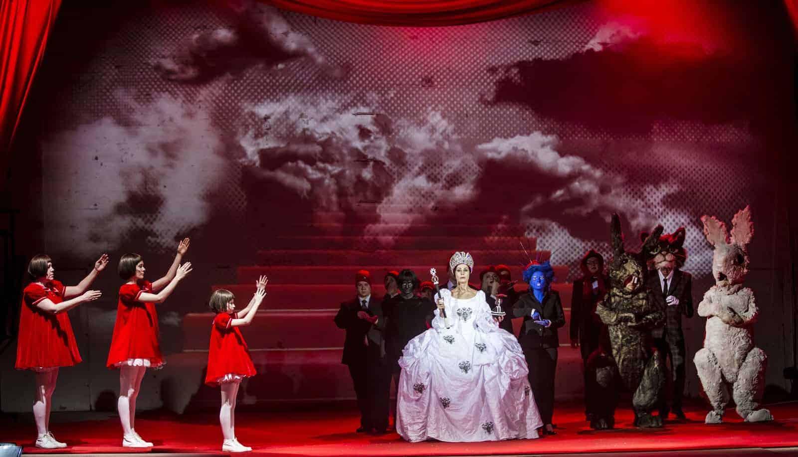 Спектакль «Беги, Алиса, беги»
