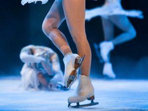 Балет на льду «Калина красная» в Москве