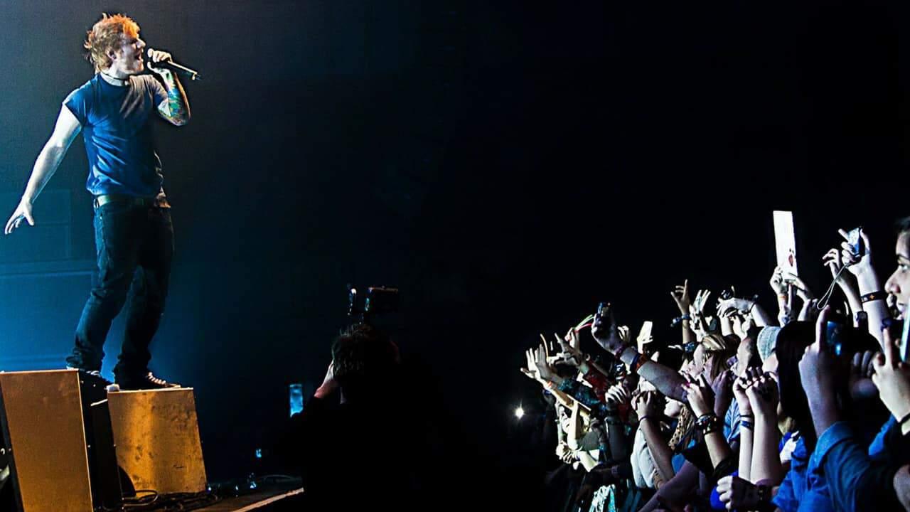 Концерт Ed Sheeran в Москве
