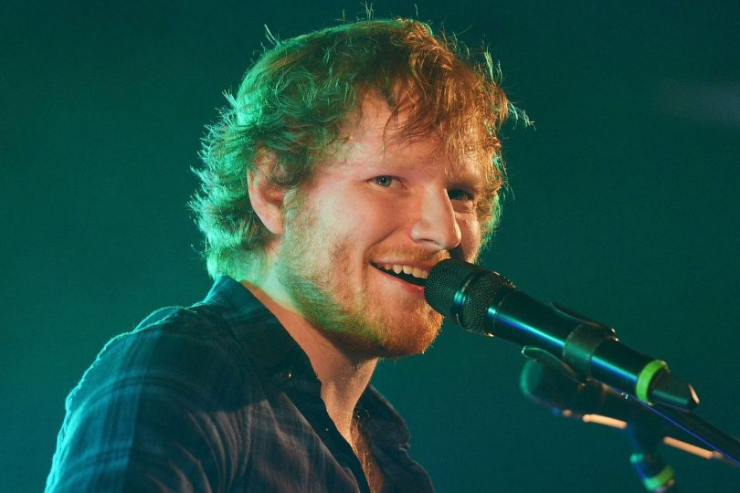 Концерт Ed Sheeran