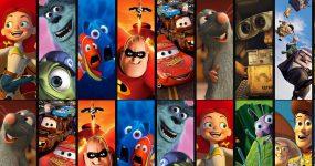 Лучшая музыка Disney и Pixar