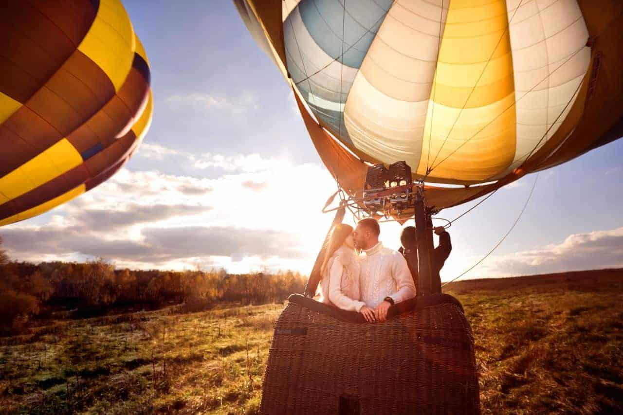 Идеи для романтического свидания