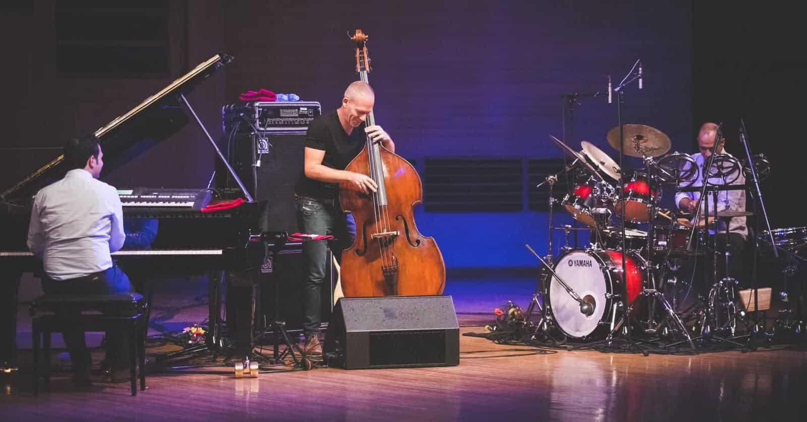 Концерт Avishai Cohen Trio в Москве