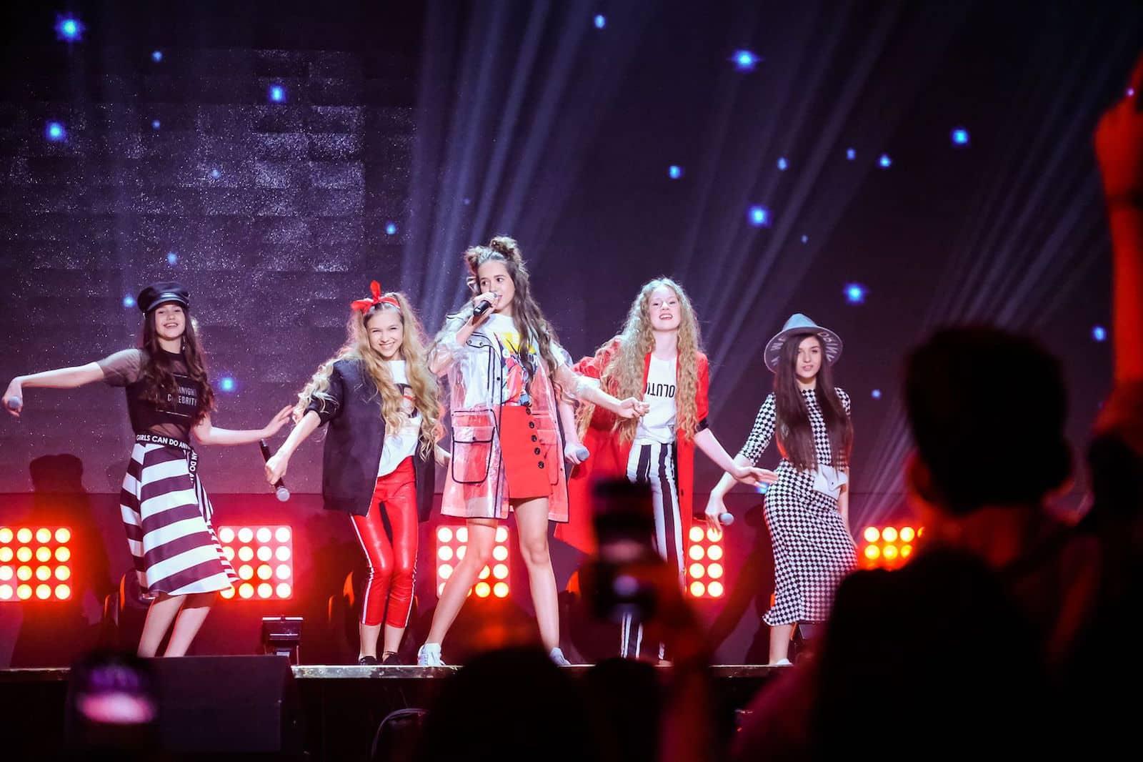 Концерт «Девичник TEENS» в Москве 20 марта 2019