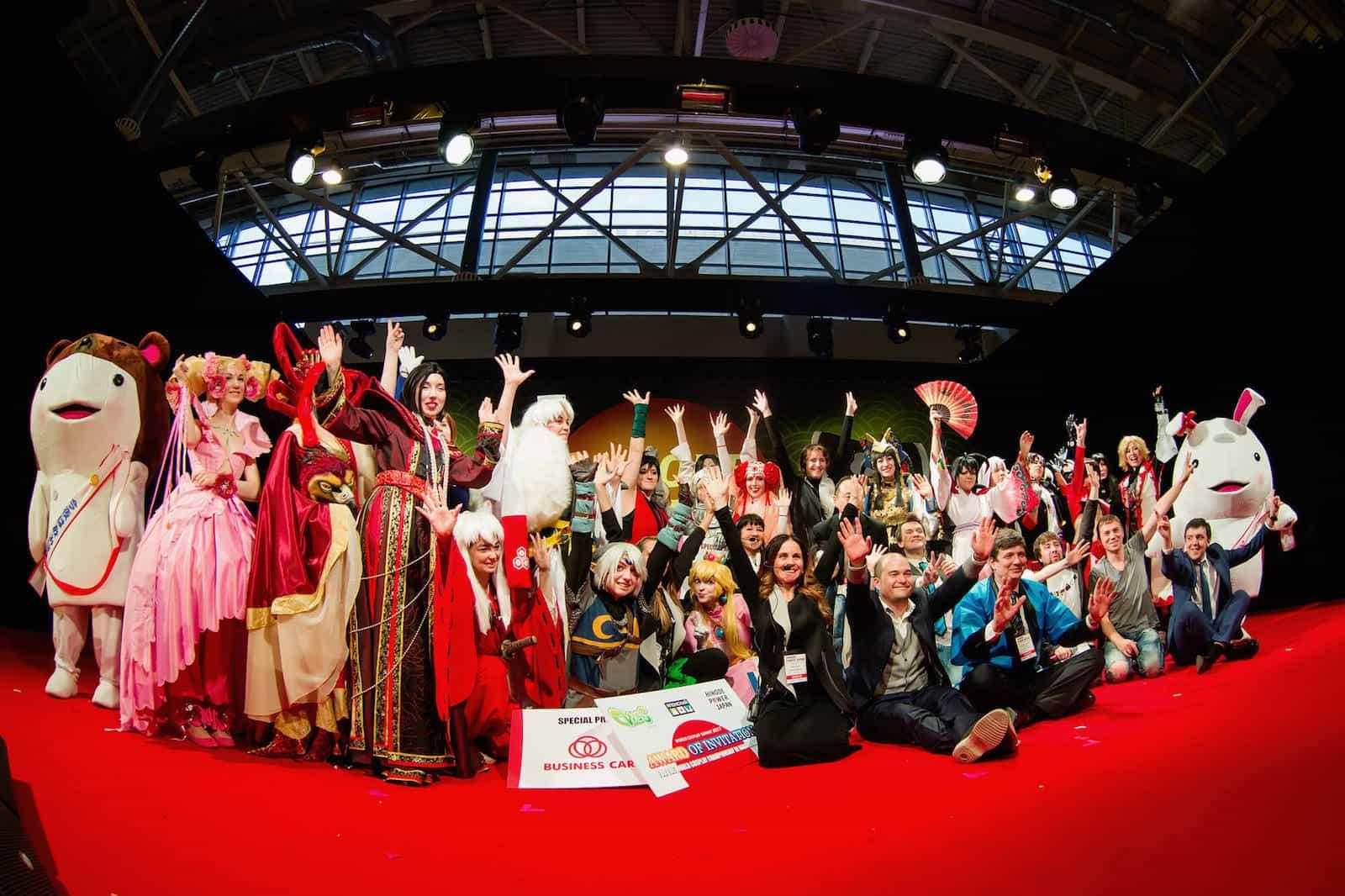Главный фестиваль японской культуры Hinode Power Japan ВДНХ
