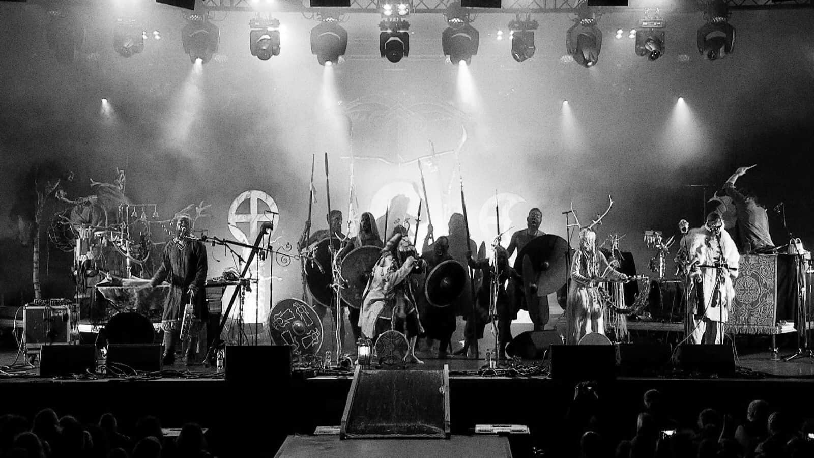 Концерт Heilung в Москве