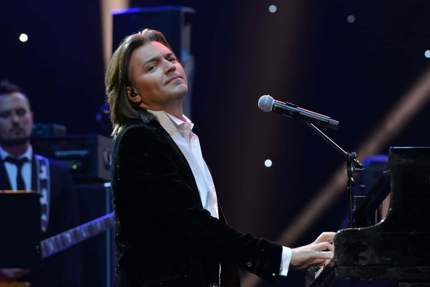 Концерт Дмитрия Маликова«Pianomaniя» в Москве