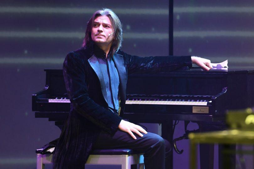 Концерт Дмитрия Маликова