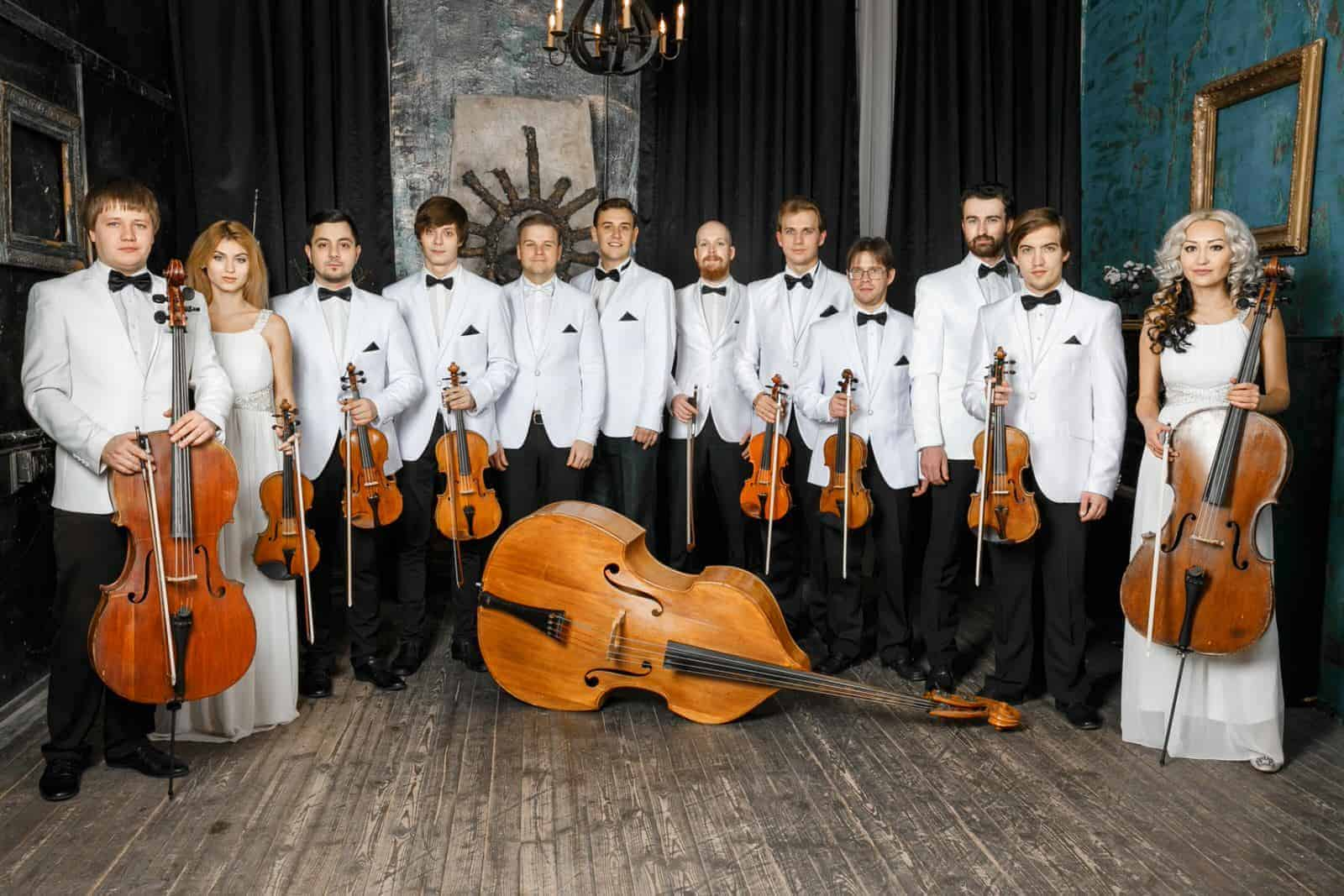 Концерт «Окно в Париж» 18 апреля 2019 Imperialis Orchestra
