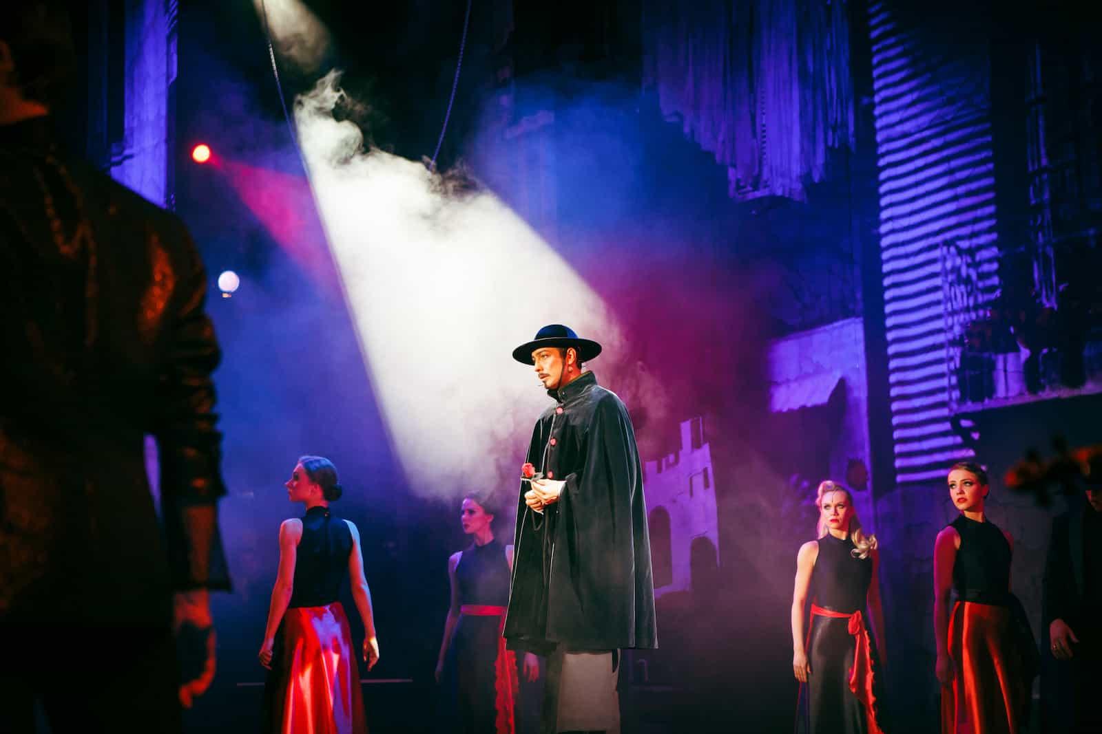 Опера-танго «Мария де Буэнос-Айрес» премьера