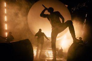 Хип-хоп фестиваль «Маятник Фуко» в Москве