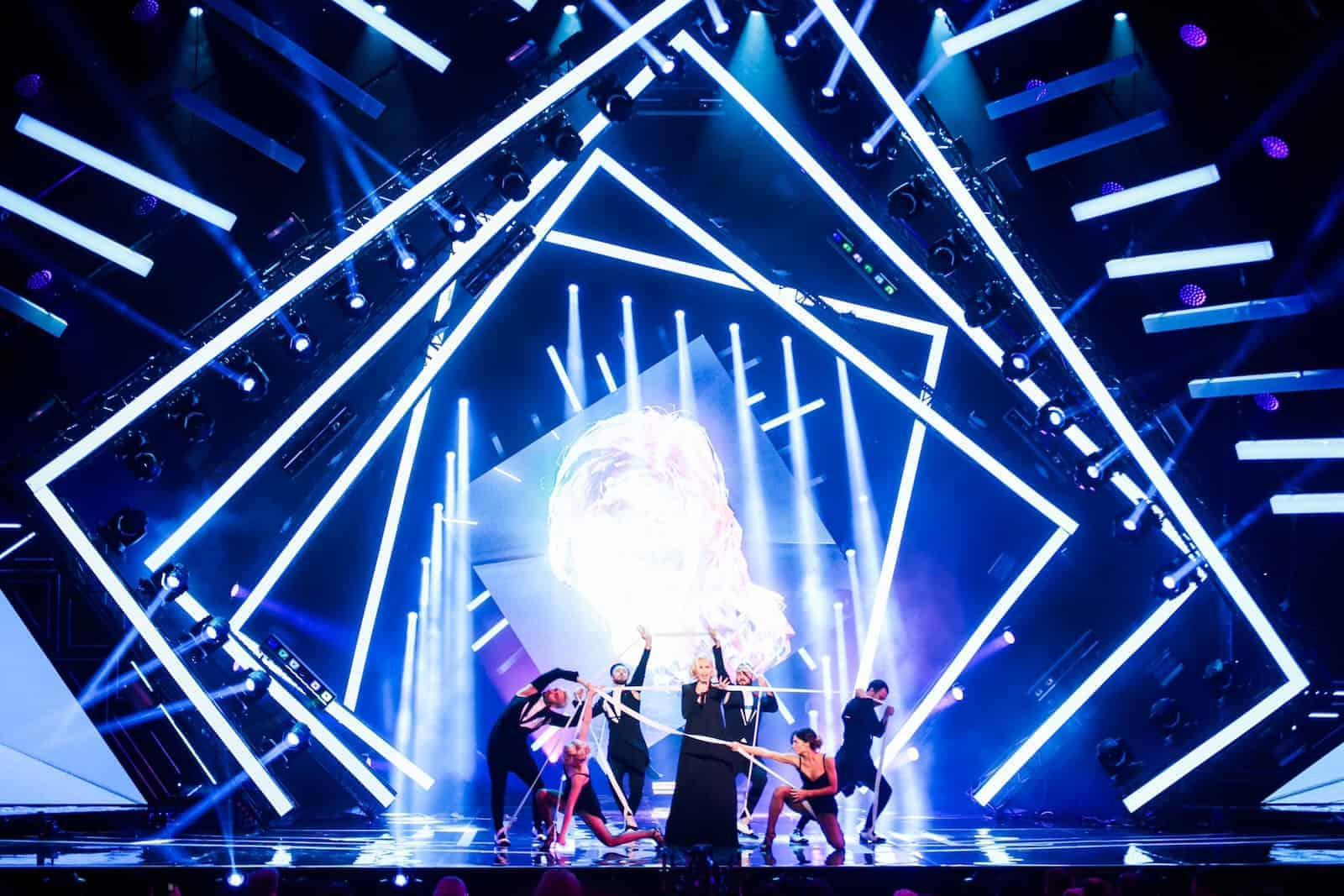 Музыкальная премия телеканала Ru.TV в крокус сити холле
