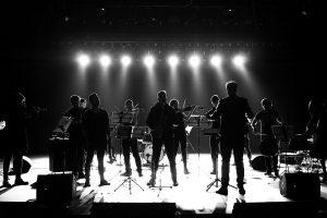 Шоу «Rock Symphony» в Конгресс-центре Плеханова