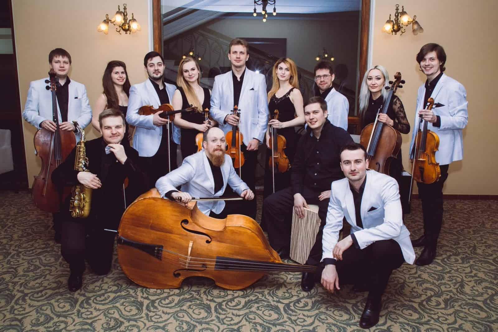 Шоу «Rock Symphony» в Москве