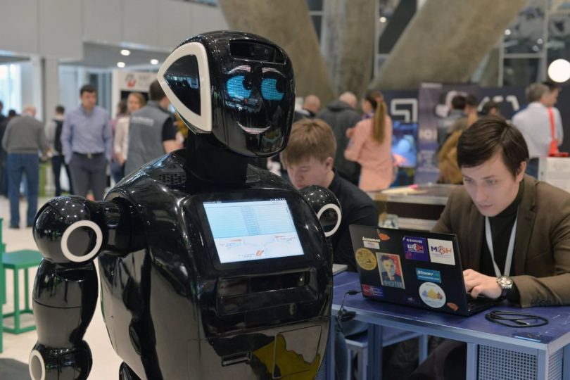 Skolkovo Robotics