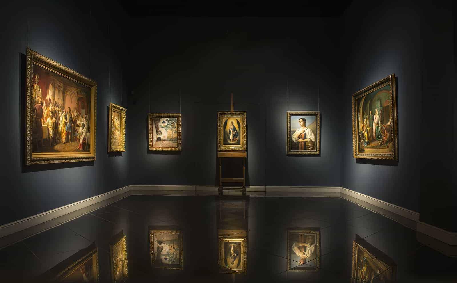 Выставка в «Центр искусства. Москва»