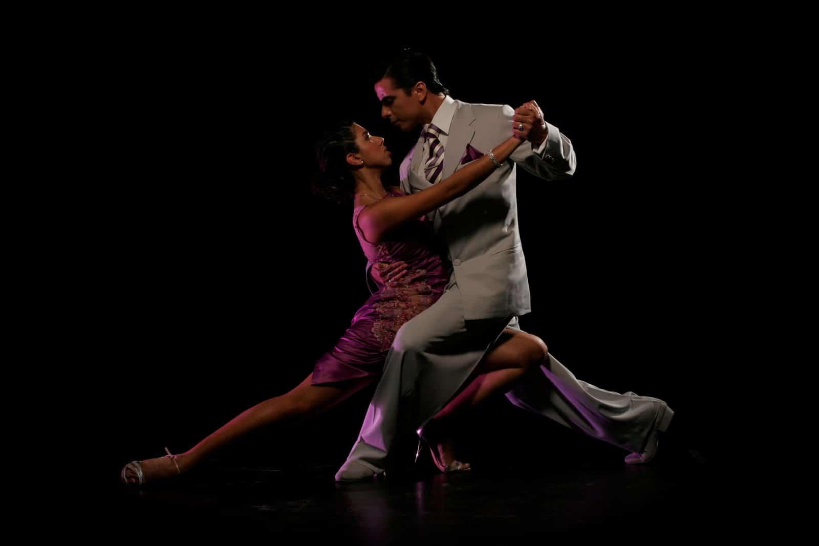 Танго-спектакль«Four seasons» в Доме Музыки