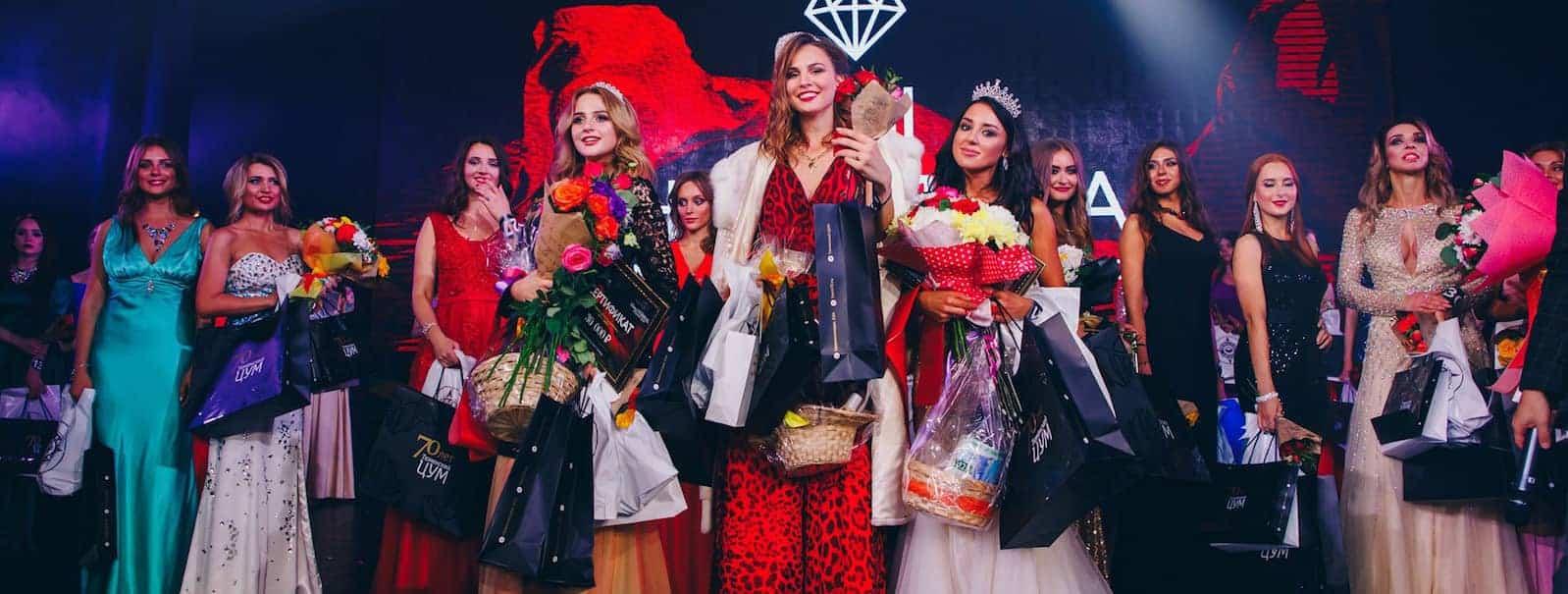 Всероссийский конкурс красоты«Ты-Уникальная» в Москве