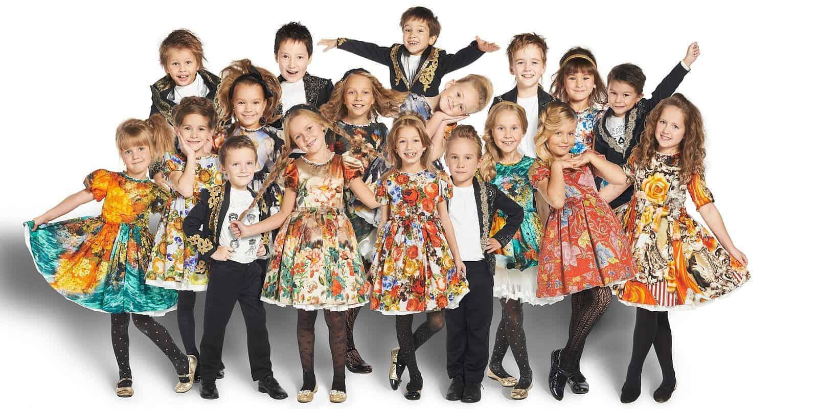 Юбилейный концерт детского хора «Великан» в Кремле