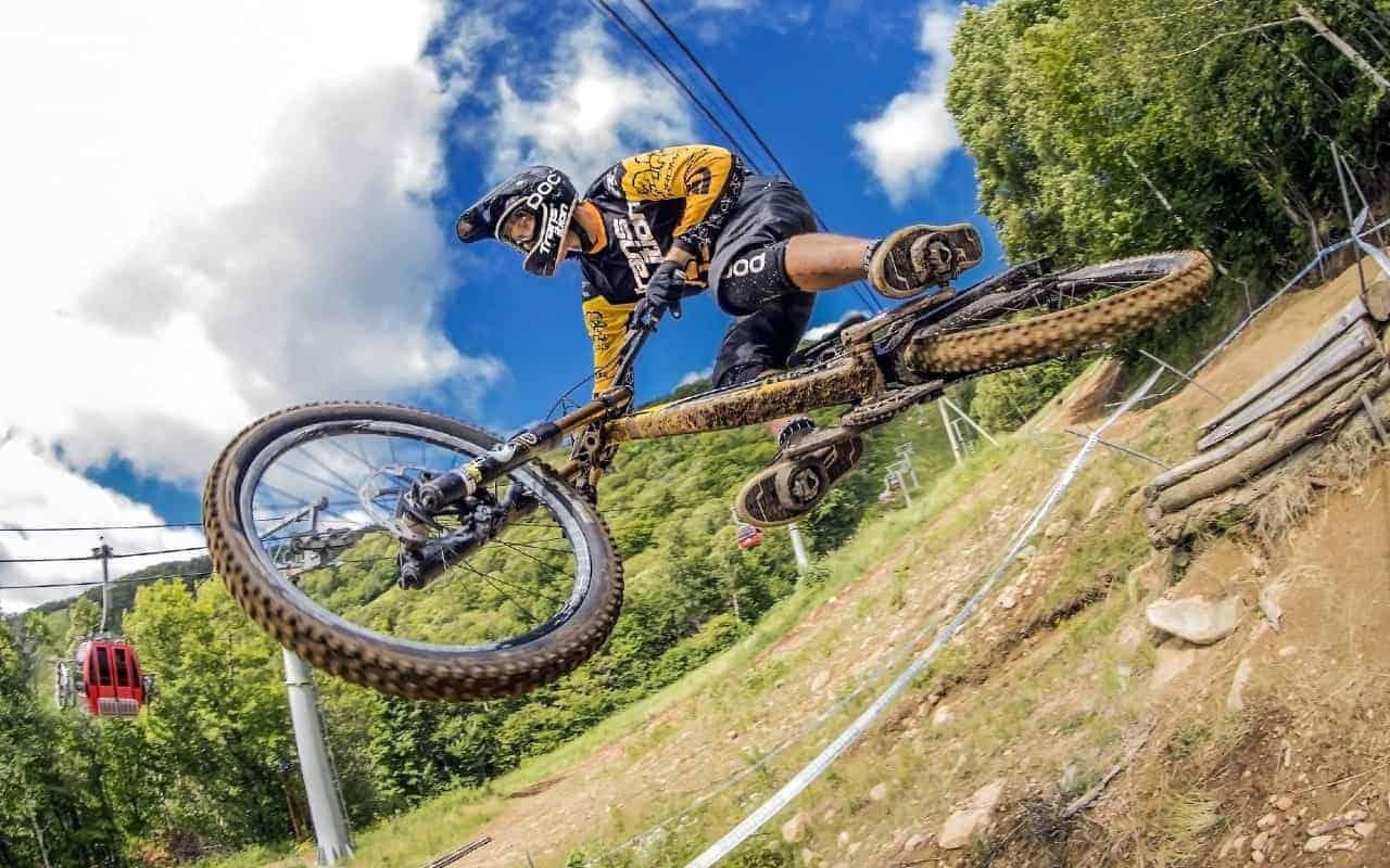 Горные и трюковые велосипеды: безопасная экстремальность