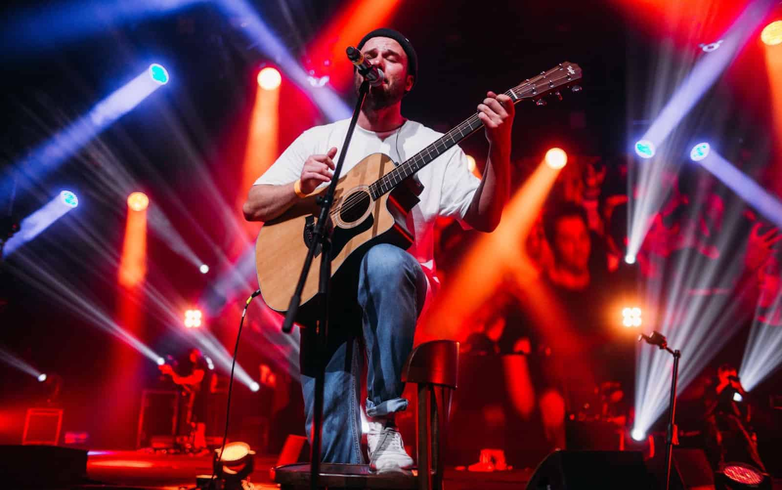 Концерт Макса Коржа в Москве 31 августа 2019