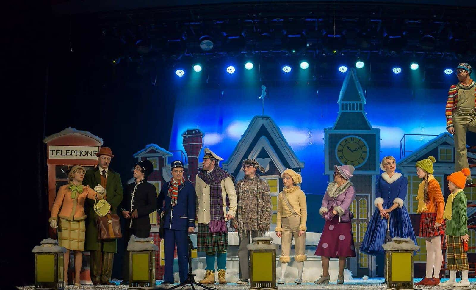 Мюзикл «Леди Совершенство» в Москве в 2019