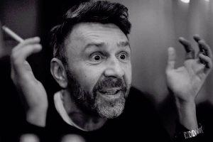 Творческий вечер «Михаил Швыдкой приглашает: Сергей Шнуров» в Москве