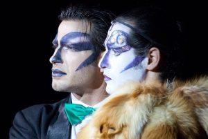 Спектакль «Служанки» в Театре Романа Виктюка
