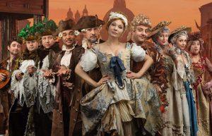 Спектакль «Трактирщица» в Москве
