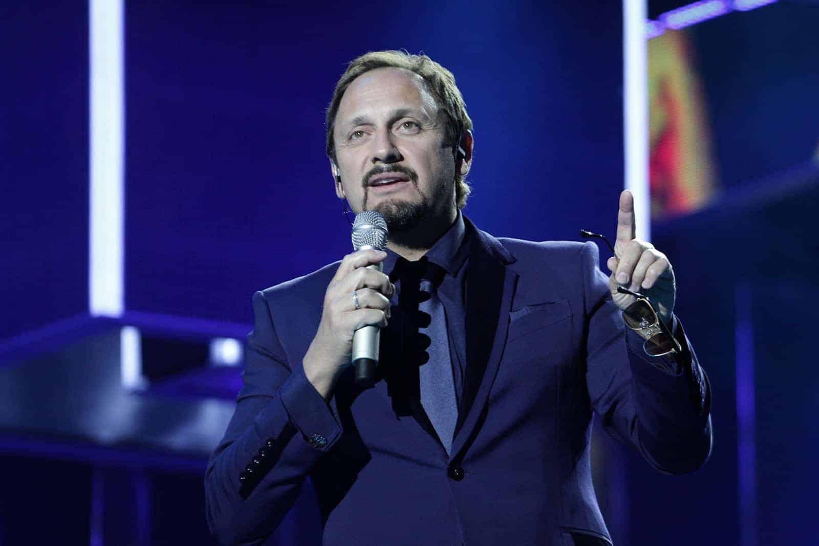 Концерт-съемка «Стас Михайлов – 50. Все для тебя» в Кремле