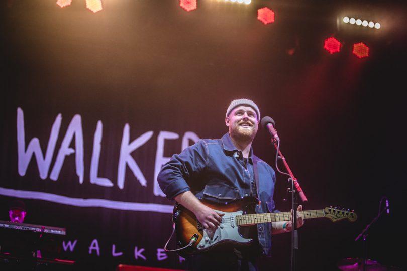 Концерт Tom Walker