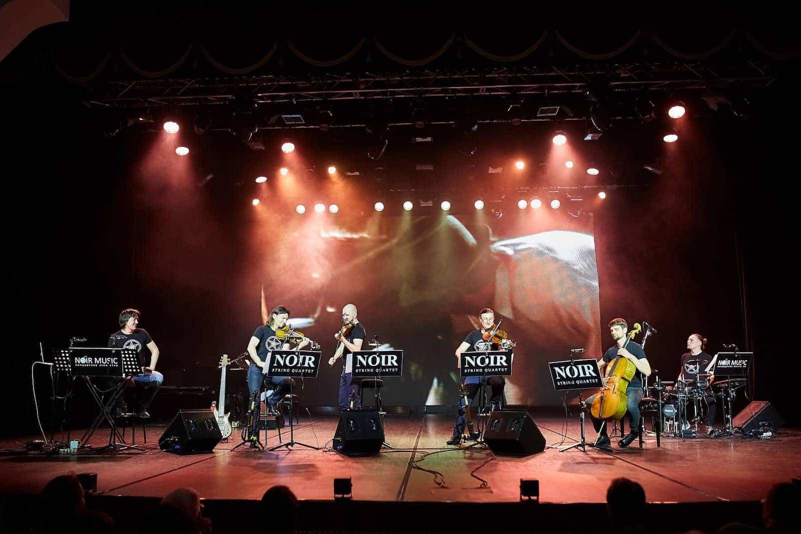 Концерт «Звук Кино: шоу саундтреков» в Москве 2019