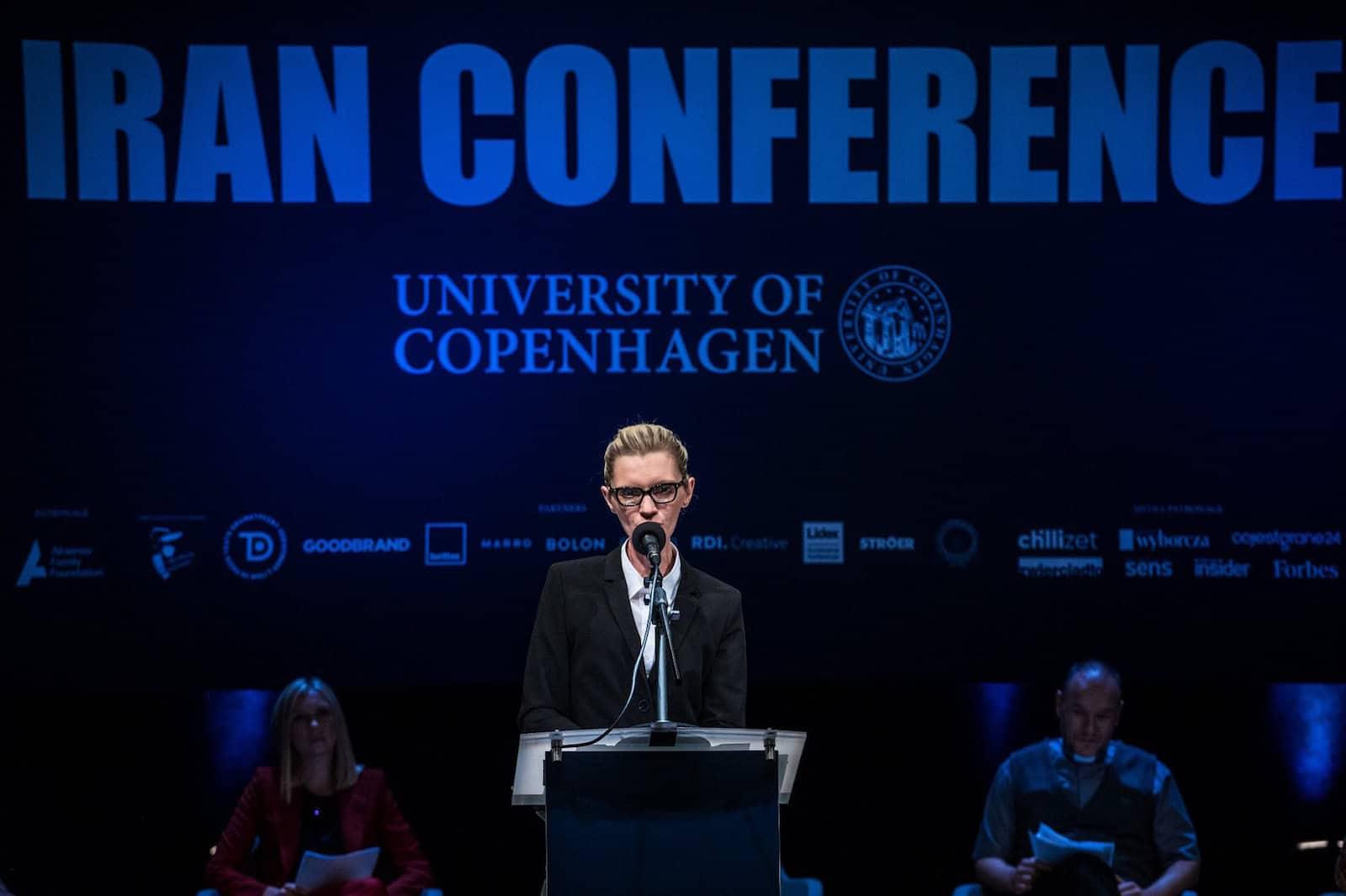 Спектакль «Иранская конференция» в Москве в 2019 году