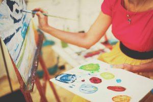 Мастер-класс или курс по рисованию от арт-студии «Мансарда» купон 2019