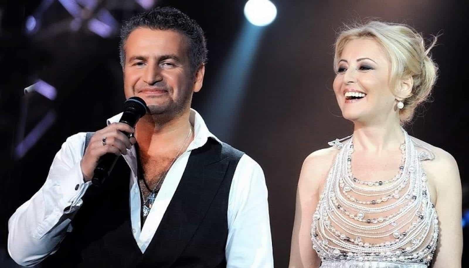 Концерт Анжелики Варум и Леонида Агутина в Москве